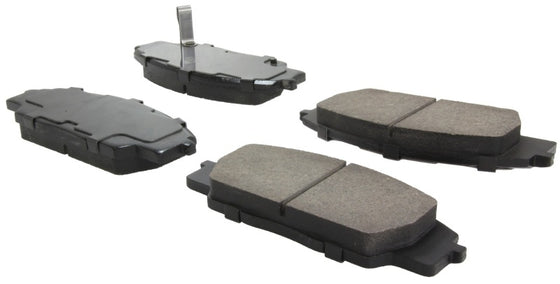 StopTech Performance 00-09 S2000/06+ Civic Si/02-06 RSX-S (non base) Front Brake Pads