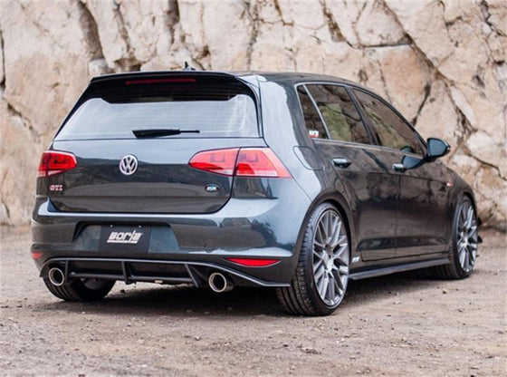 Borla 2015-2018 VW GTI 2.0T AT/MT SS Catback Exhaust