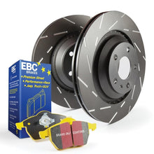 EBC 12-15 Honda Civic Si Yellowstuff Brake Kit