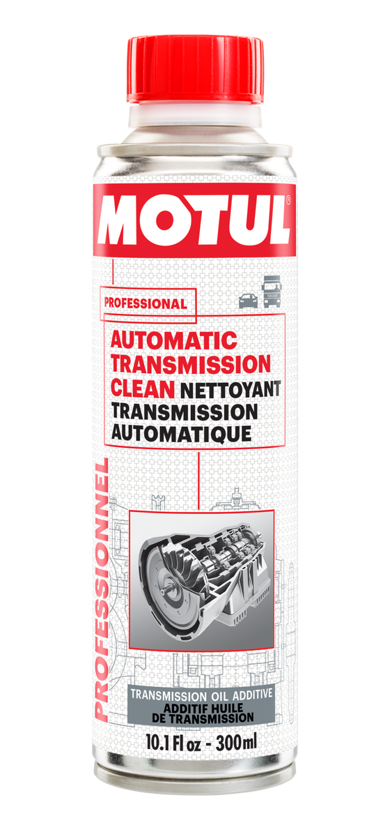 Motul 300ml Automatic Transmission Clean Additive