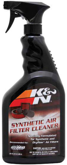 K&N Synthetic Air Filter Cleaner