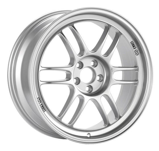 Enkei RPF1 14x7 4x100 19mm Offset 54mm Bore Silver Wheel
