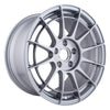 Enkei NT03RR 17x9 5x114.3 45mm Offset 75mm Bore - Silver Paint Wheel