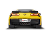 Akrapovic 14-19 Chevrolet Corvette Z06 (C7) Evolution Line Cat Back (Titanium) w/ Carbon Tips
