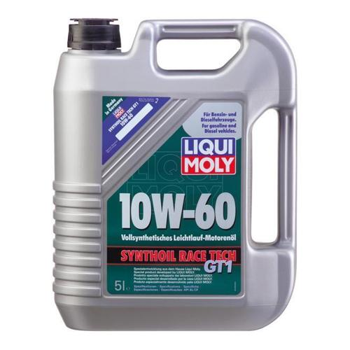 Liqui-Moly 10W60 Race-Tec Engine Oil