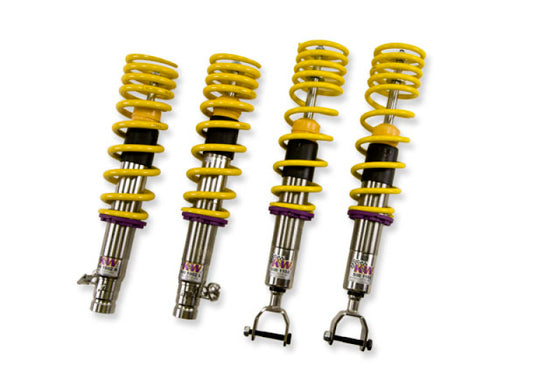 KW Coilover Kit V3 Honda Civic; Coupe Hatchback Sedanw/ rear lower fork mounts