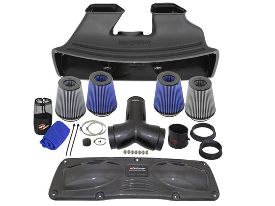 aFe Black Series Cold Air Intake 12-15 Porsche Carrera/Carrera S 3.4L/3.8L