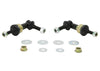 Whiteline 7/2006-12/2009 1/2010+ Mazda Speed3 Rear 12mm Ball Stud Adj X HD Sway Bar Link Assembly