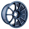 SSR GTX01 18x9.5 5x114.3 22mm Offset Blue Gunmetal Wheel (S/O, No Cancellations)