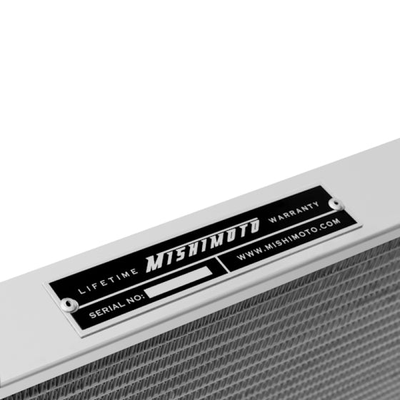 Mishimoto 06+ Honda Civic SI Manual Aluminum Radiator