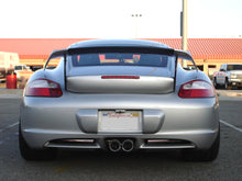 AP Porsche Boxster/Cayman 987 SS Exhaust Tips - Black Chrome