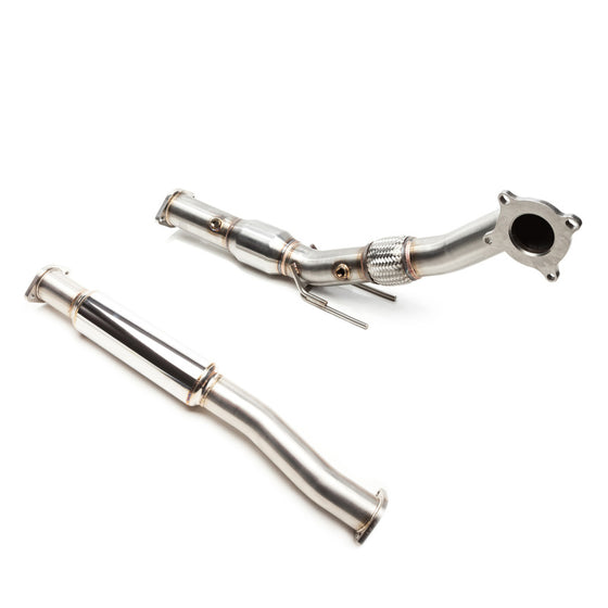 Cobb 2010-2014 Volkswagen GTI 2.0T 3in Catted Downpipe w/ Resonator