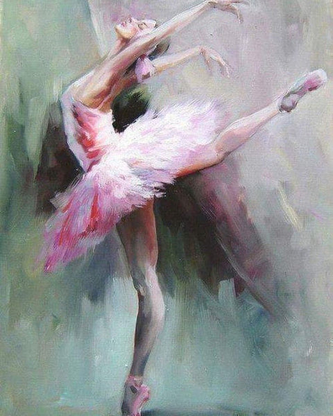 Dancer Diy Paint By Numbers Kits VM94131