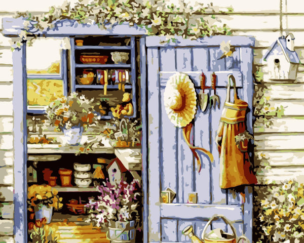 Room Diy Paint By Numbers Kits WM-1239