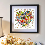 Butterflies Diy Paint By Numbers Kits VM95625