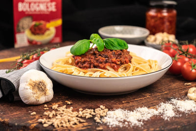 SUNFLOWER FAMILY MINCE BOLOGNESE