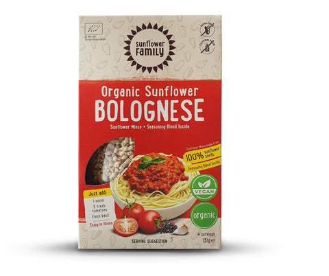 Organic Vegan Meal Plant Based Bolognese Mince Box |  Wholesozo