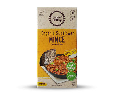 Organic Vegan Meal Plant Based Mince Box |  Wholesozo