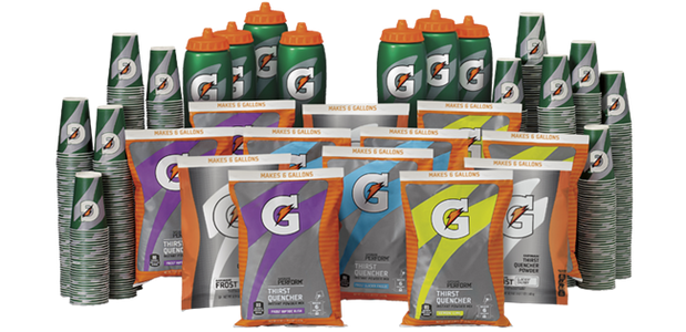 Gatorade Refuel and Restore