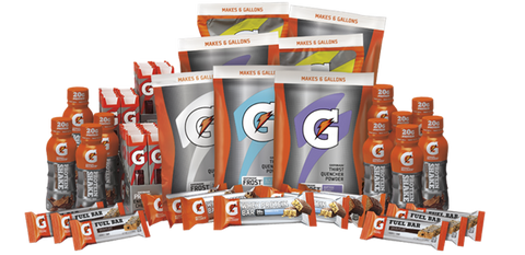 Gatorade Create Your Own G Series Kit