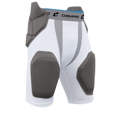Image of Champro Tri-Flex 5-Pad Integrated Girdle