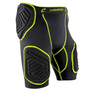 Champro Bull Rush 5-Pad Football Girdle