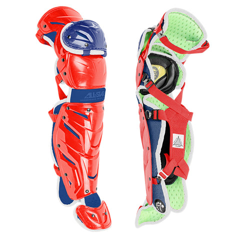"Image of All-Star Sports S7 AXIS™ USA Catchers Gear Set, AGES 12-16, 15.5"" - MEETS NOCSAE"