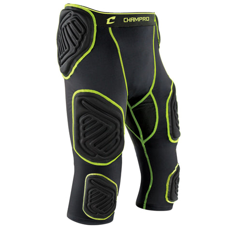 Image of Champro Bull Rush 7-Pad Football Girdle