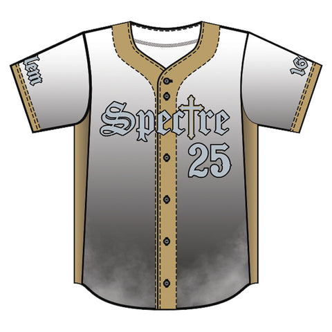 Champro Sublimated Full-Button Jersey