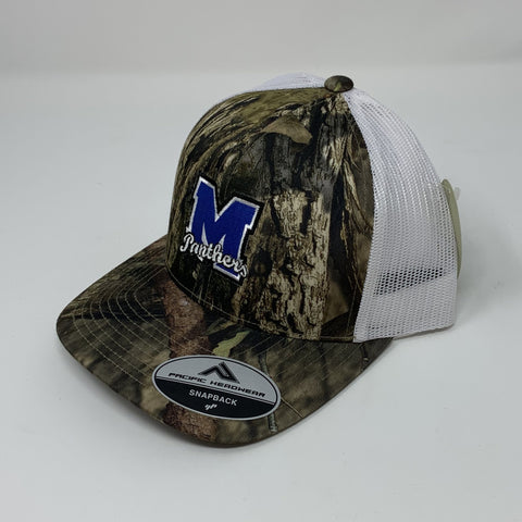 Mulberry High Scool Camo Cap
