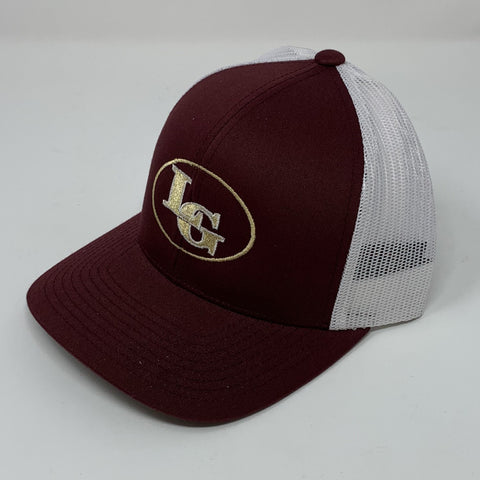 Image of Lake Gibson High School Maroon Cap