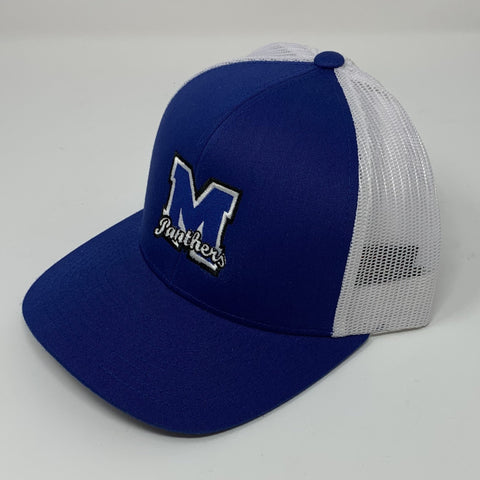 Image of Mulberry High School Royal Blue Cap