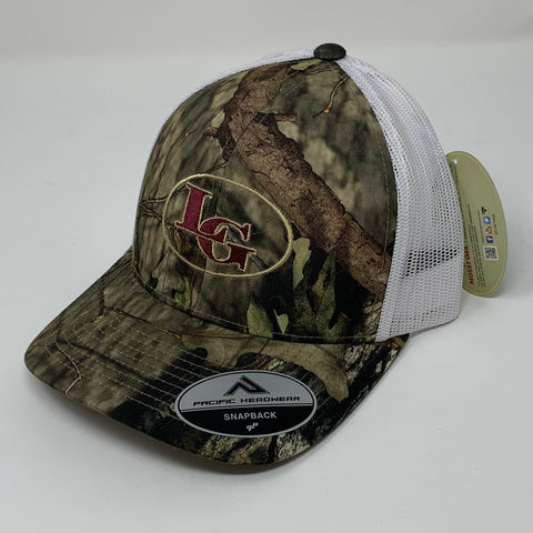 Image of Lake Gibson Camo Cap