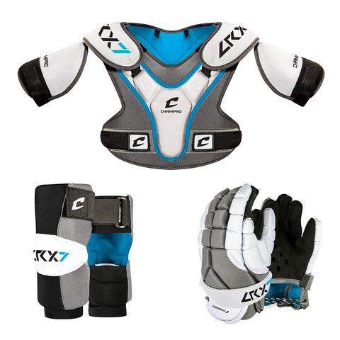 Image of Champro Lacrosse Pad Set