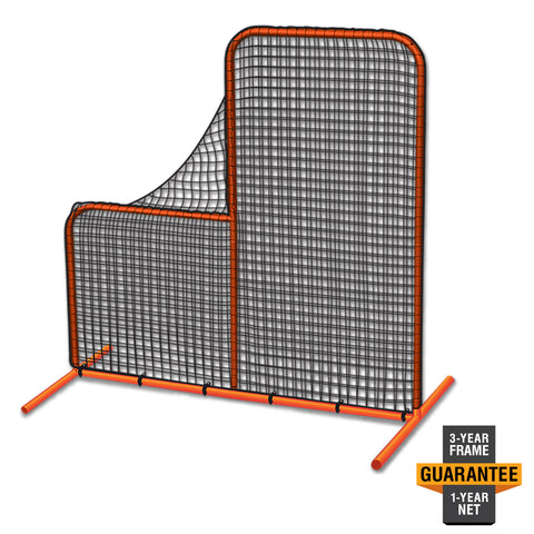 Image of Champro Brute Pitcher's Safety Screen - 7'X7'