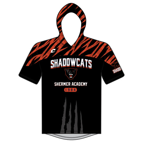 Champro Sublimated Short Sleeve T-Shirt Hoodie