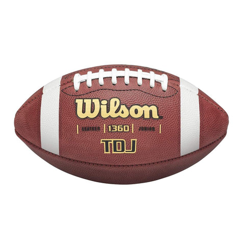TDJ Leather Football - Junior