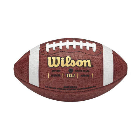 Image of TDJ Leather Football - Junior