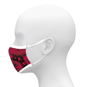 3-Ply Sublimated Mask - Tie Dri Patterns