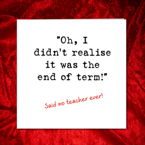 teacher thank you card joke
