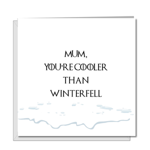 game of thrones mothers day card