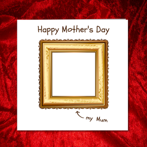 picture of mummy mothers day card