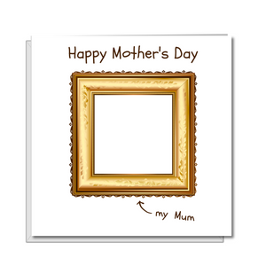 DIY mothers day card