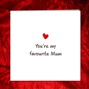 best mum mothers day card