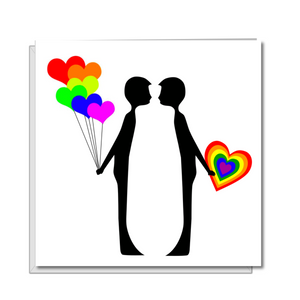 gay partner card love men