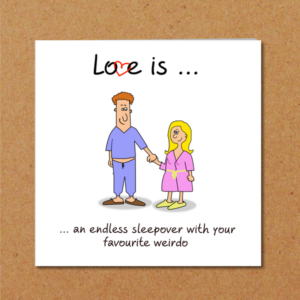 Tremendous Funny Love Card For Wife Girlfriend Or Fiance Anniversary Card Funny Birthday Cards Online Fluifree Goldxyz