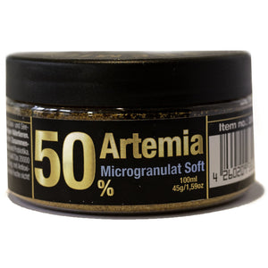 50% Artemia Soft Microgranulate