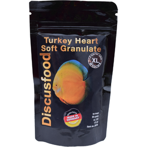 Turkey Heart Soft Granulate