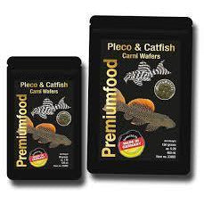 Pleco & Catfish Carni Wafers