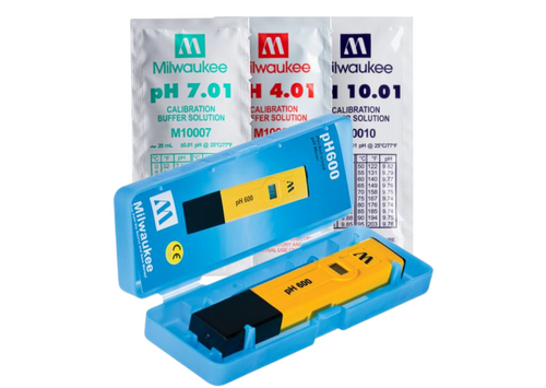 Milwaukee PH Pen c/w Calibration Solution